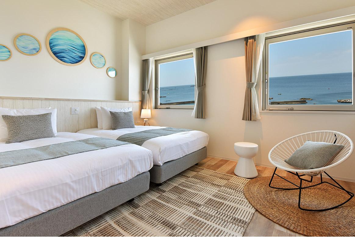 Stay | 葉山うみのホテル【公式】 - HAYAMA UMINO HOTEL -